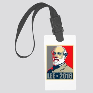 Lee for President Large Luggage Tag