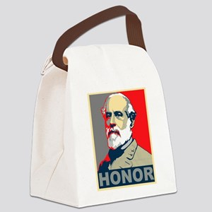 General Lee Canvas Lunch Bag