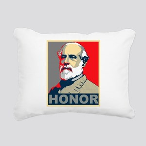 General Lee Rectangular Canvas Pillow