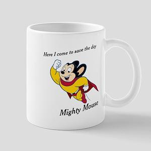 Mighty Mouse Mug