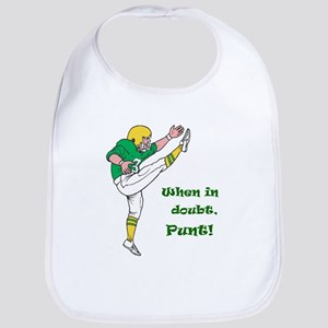 Kicker: When In Doubt, Punt Bib