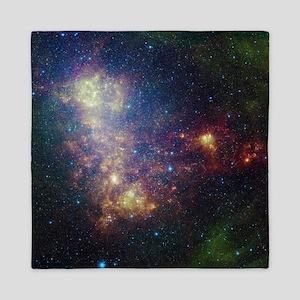 Galaxy Queen Duvet