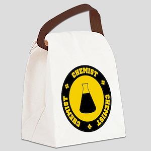 Chemist Canvas Lunch Bag