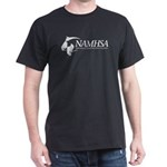 Dark Colored T-Shirt w/White Logo