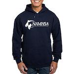 Adult Hoodie Sweatshirt in Navy or Black