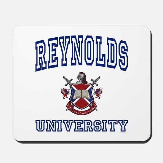 REYNOLDS University Mousepad