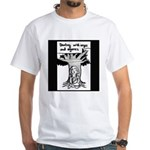 Buddha - dealing with urges and agonies T-Shirt