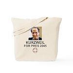 Kurzweil Tote Bag