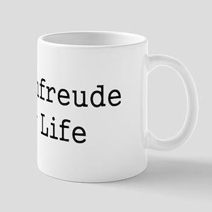 Schadenfreude-bumper1 Mugs