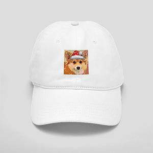 Santa Corgi Baseball Cap