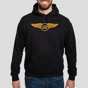 Alpha Eta Rho Wings Hoodie (dark)