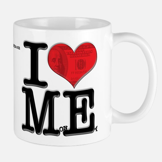 I Love MonEy Mug