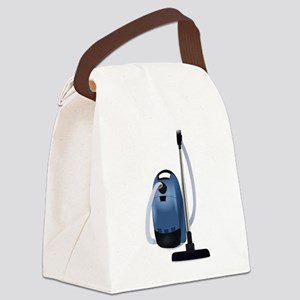 Vacuum Cleaner Canvas Lunch Bag