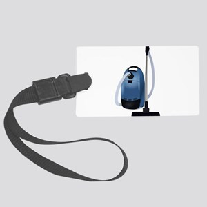 Vacuum Cleaner Luggage Tag