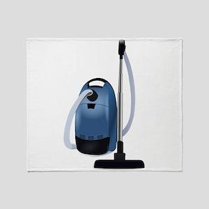 Vacuum Cleaner Throw Blanket