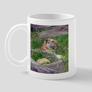tiger 5 Mug