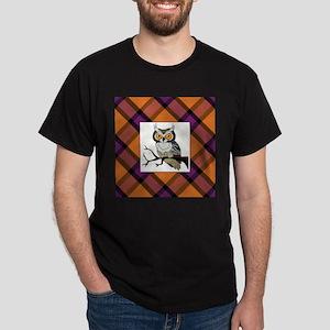 OLIVER OWL Dark T-Shirt