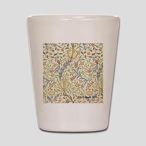 William Morris Floral Shot Glass