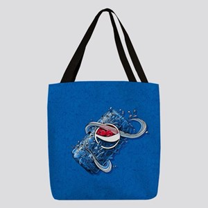 Pepsi Can Doodle Polyester Tote Bag