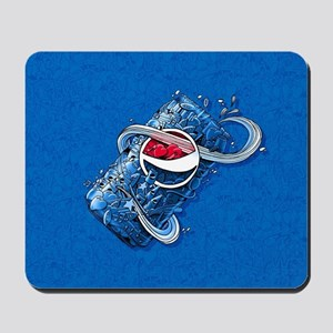 Pepsi Can Doodle Mousepad