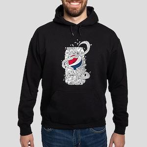 Pepsi Can Doodle Hoodie (dark)