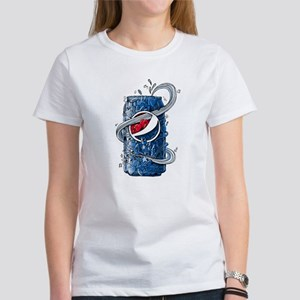 Pepsi Can Doodle Women's Classic White T-Shirt