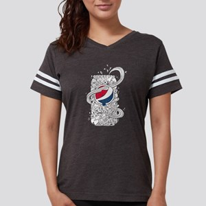 Pepsi Can Doodle Womens Football Shirt