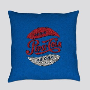 Pepsi Logo Doodle Everyday Pillow