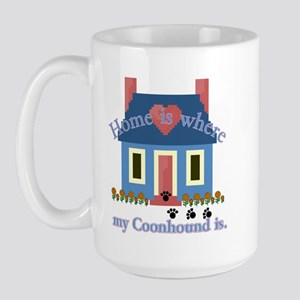 Treeing Walker Coonhound Large Mug
