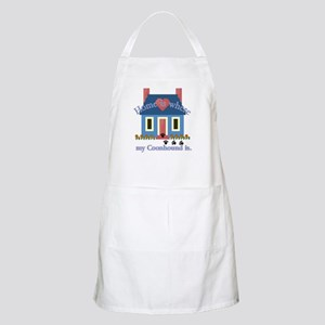 Treeing Walker Coonhound BBQ Apron