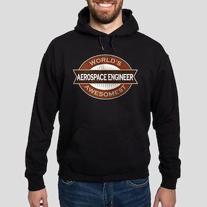 Aerospace Engineer (Awesome) Hoodie (dark)