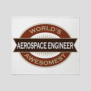 Aerospace Engineer (Awesome) Throw Blanket