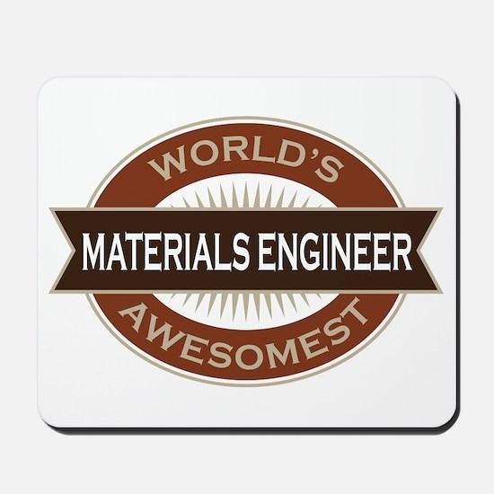 Materials Engineer Mousepad