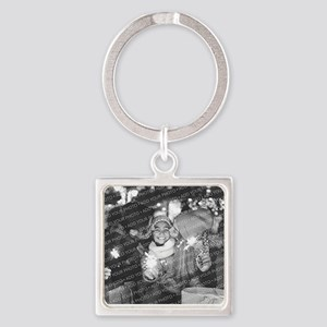 Add Your Photo Square Keychain Keychains
