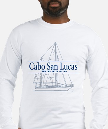 Cabo San Lucas - Long Sleeve T-Shirt