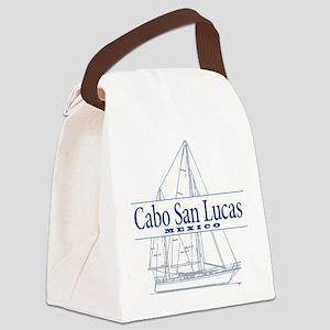 Cabo San Lucas - Canvas Lunch Bag