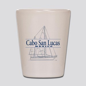 Cabo San Lucas - Shot Glass