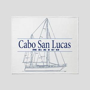 Cabo San Lucas - Throw Blanket