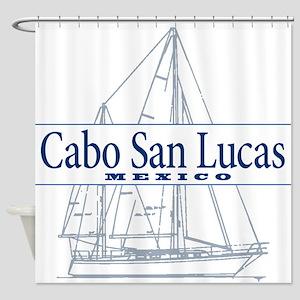 Cabo San Lucas - Shower Curtain