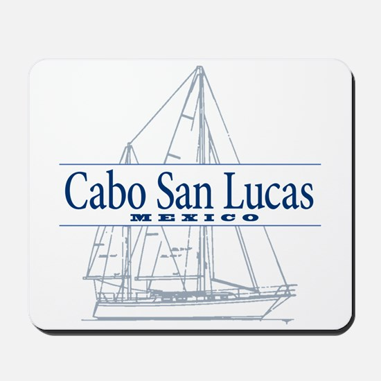 Cabo San Lucas - Mousepad