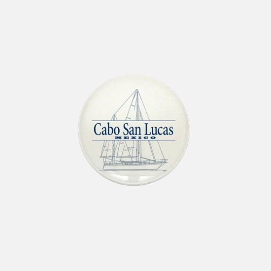 Cabo San Lucas - Mini Button