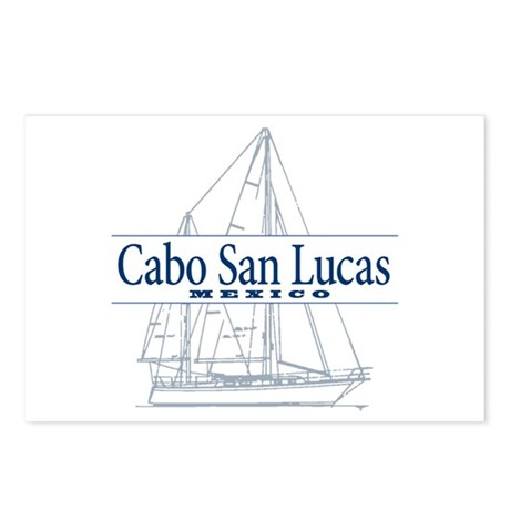 Cabo San Lucas - Postcards (Package of 8)