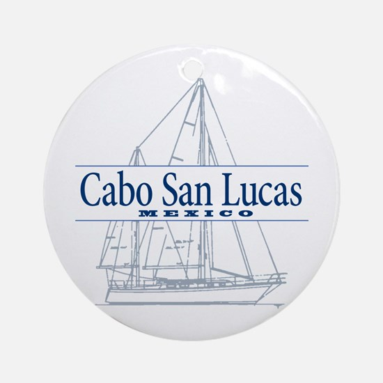 Cabo San Lucas - Ornament (Round)