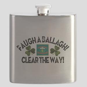Faugh a Ballagh! Flask