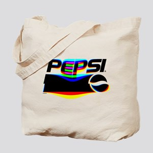 Pepsi Logo Glitch Tote Bag