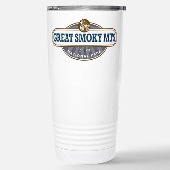 The Great Smoky Mountains National Park Travel Mug