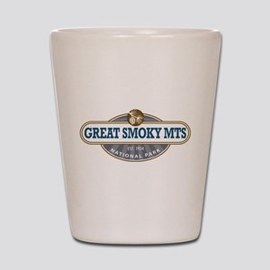 The Great Smoky Mountains National Park Shot Glass