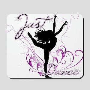 dance girl2 Mousepad