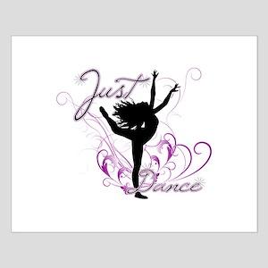 dance girl2 Small Poster