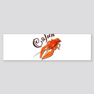 cajun_crawfish2 Sticker (Bumper)